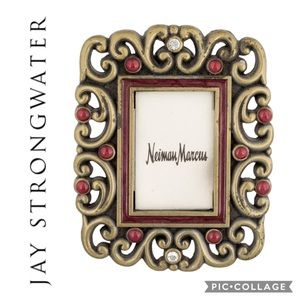 NWT Jay Strongwater Mini Picture Frame